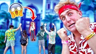 THE WALMART YODELING KID PERFORMED AT OUR HOUSE!!