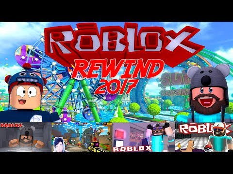 REACTING TO ROBLOX REWIND 2017 (I AM IN IT!!!!)