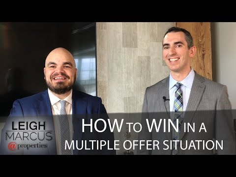 Chicago Real Estate Agent: How to Win in a Multiple Offer Situation