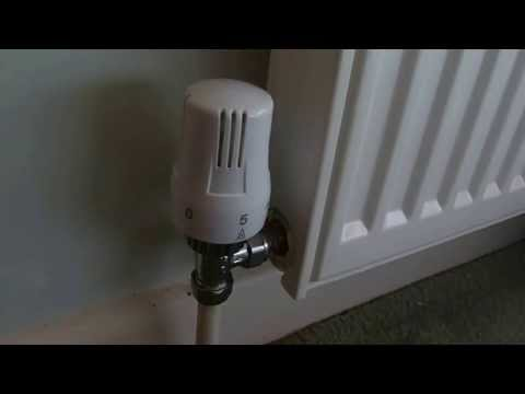 How to fix a thermostatic radiator valve if your radiator is not heating up.
