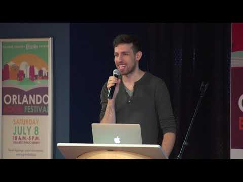 OBF 2017 Opening Keynote: Author Adam Silvera