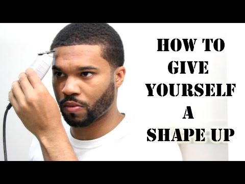 How to Shape Up Your Own Hair