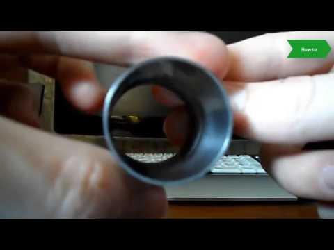 How to make Tiny Jet Engine