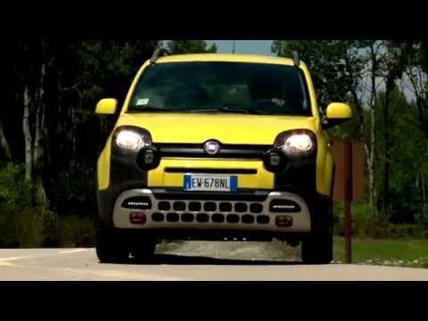 Fiat Panda Cross launch