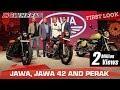 Download Video Download Jawa, Jawa 42 and Jawa Perak (Bobber) | First Look | ZigWheels.com 3GP MP4 FLV