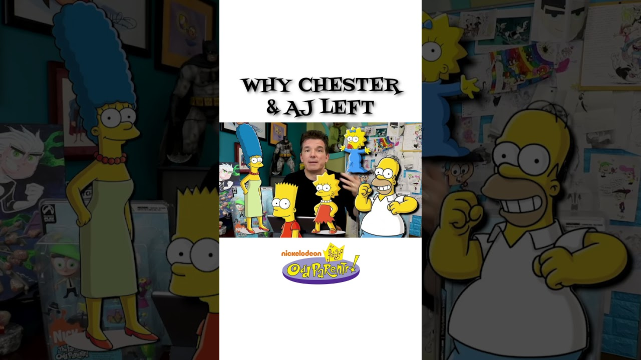 What happened to CHESTER & AJ?