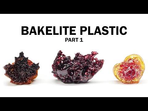 Making Bakelite Plastic