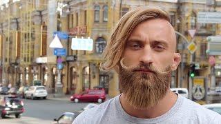Download Модная мужская стрижка с бородой Video