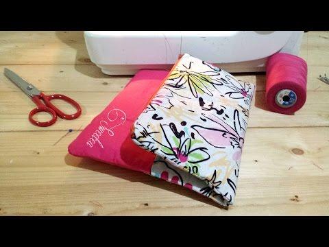 DIY Clutch Bag (Full Video)