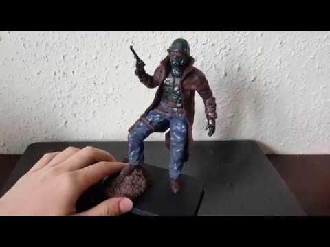 Sculpting NCR Veteran Ranger | Fallout: New Vegas | Polymer Clay Tutorial