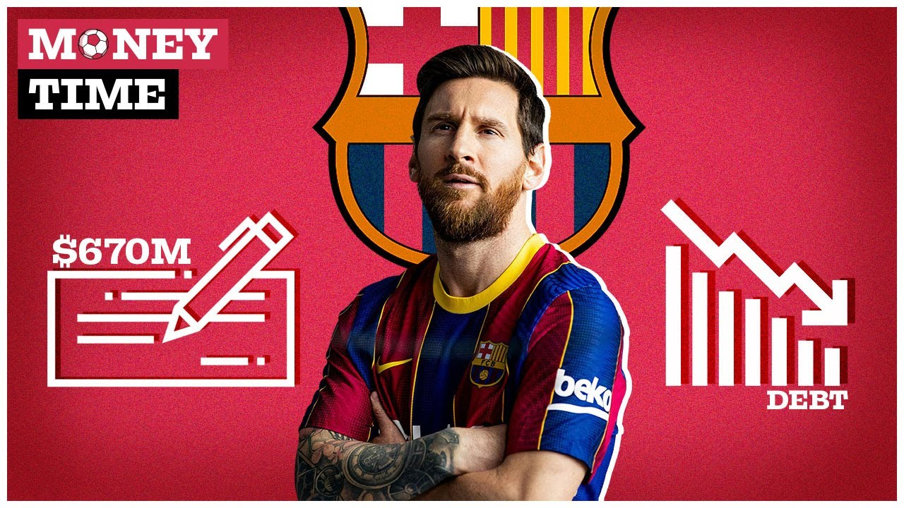 Does Leo Messi cost FC Barcelona more money than he makes for the club?   Money Time