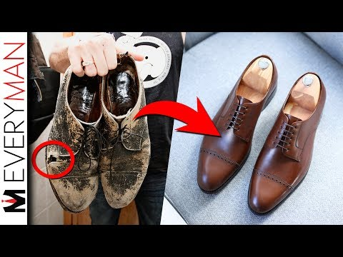 Best Ways To Keep Shoes Looking New | Sneaker & Shoe Preservation Tips | Stop Creases & Water Damage
