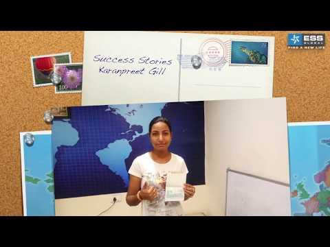 #SuccessStories Karanpreet Gill - New Zealand Student Visa