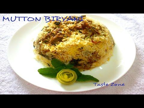 Malabar Mutton Biryani