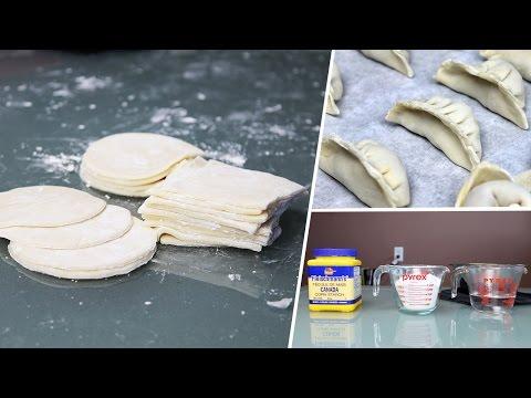 How To Make Dumpling Wrappers | Vegan Recipe