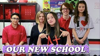 Our New School (wk 412.7) | Bratayley