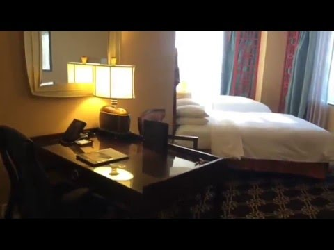 Sneak peak at Suite at the Hilton Anatole