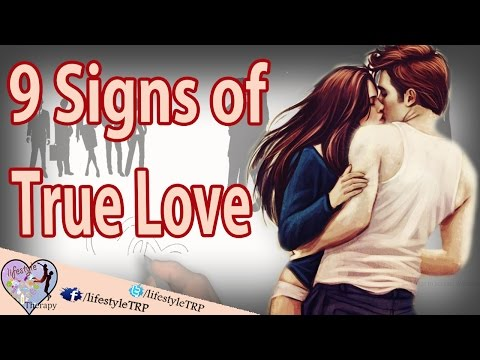 9 signs of true love in relationship | animated video