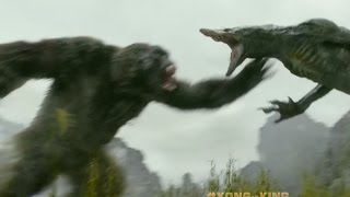 Kong: Skull Island - All Hail The King | official TV Spot (2017) Tom Hiddleston