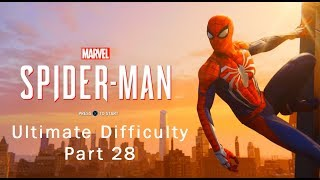 Download Marvel's Spider-Man - Scorpion's Poison - Ultimate Difficulty Part 28 - PS4 Pro 60fps Video
