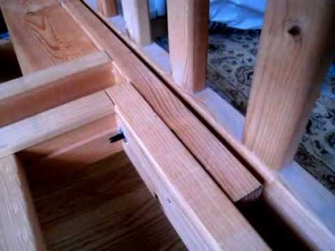 How to Fix a Squeaking Wooden Futon Frame