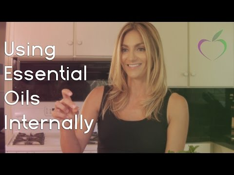 DIY Essential Oil Capsules for Internal Use and Supporting Your Immune System