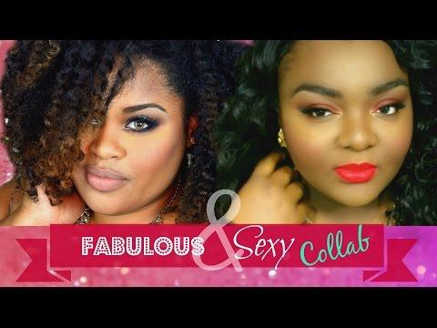 Fabulous & Sexy Makeup Collab Tutorial W/ Neek +BLOOPERS
