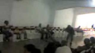 Break Dance Parroquia La Vega (Segunda parte).