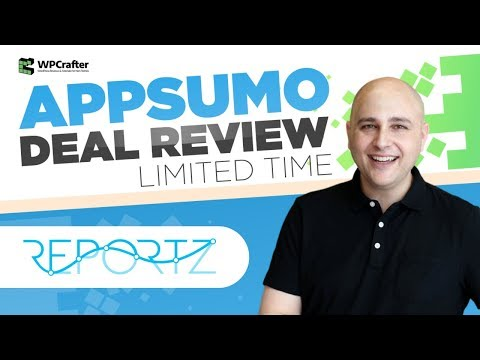 Reportz Review Pros + Cons - Provide Real Time Dashboards For Your Clients