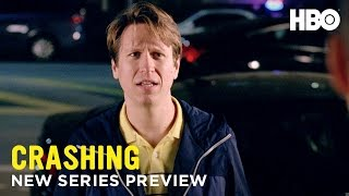 Crashing: New Series Preview (HBO)