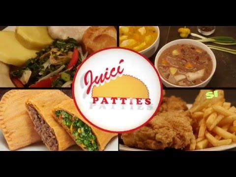 Juici Patties - Serious Jamaican Food!