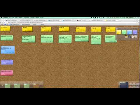 Storyboarding the Storyboarding Open Online Course (OOC)