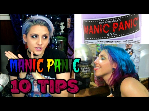 Manic Panic | 10 Best Tips on How to Dye & Use
