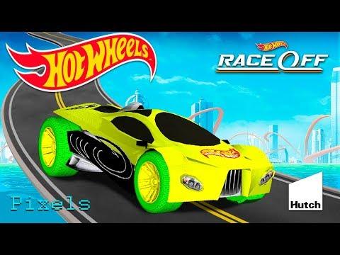 Xxx Mp4 Hot Wheels Race Off New Car Sling Shot 3gp Sex