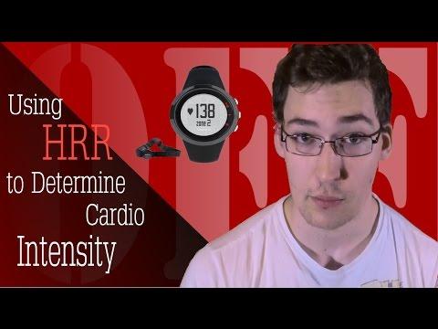 NIC 25: Using HRR to Determine Cardio Intensity