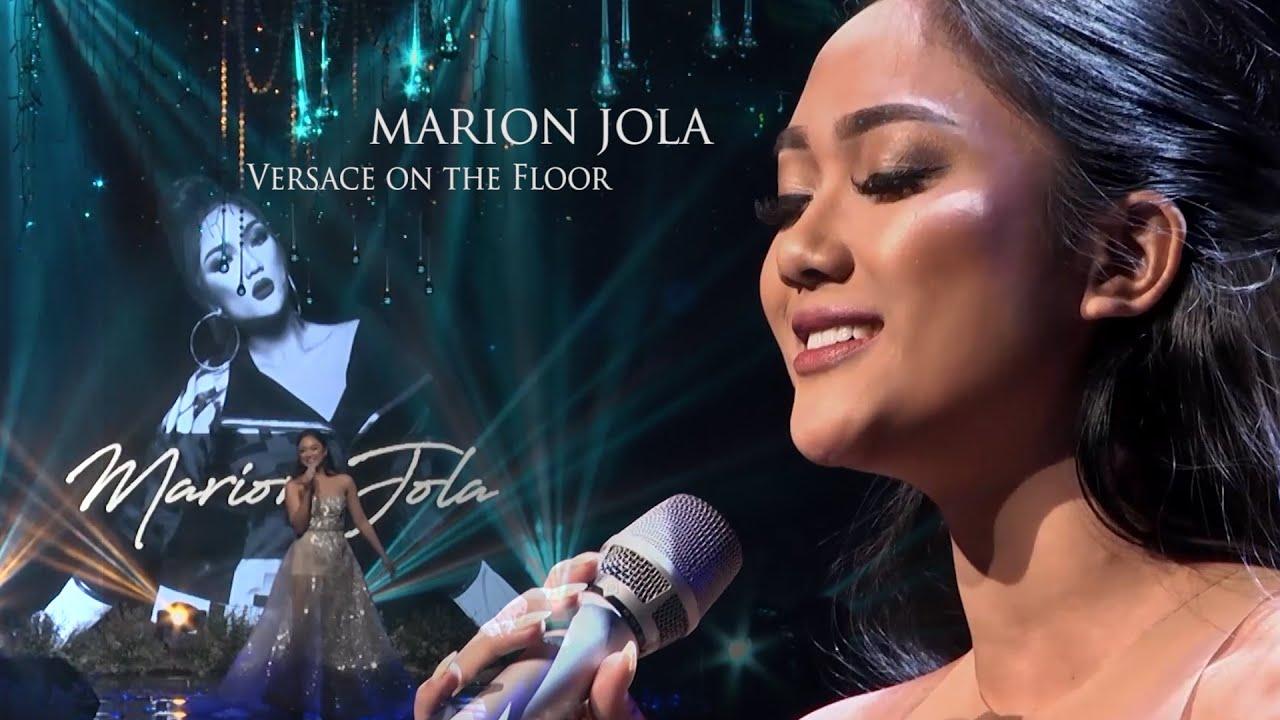 Download MARION JOLA - Versace On The Floor | Live Performance (2019) MP3 Gratis