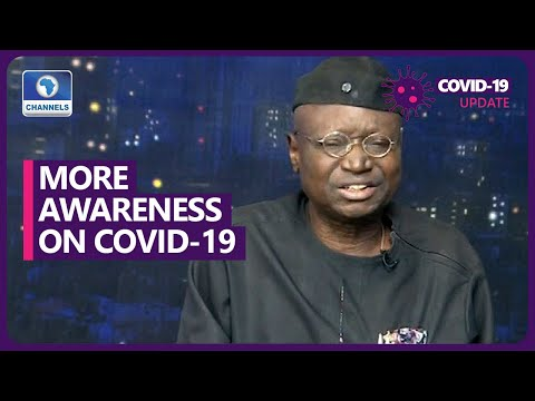 Eased Lockdown: Nigerians Need To Be More Educated About COVID-19 - Abanida