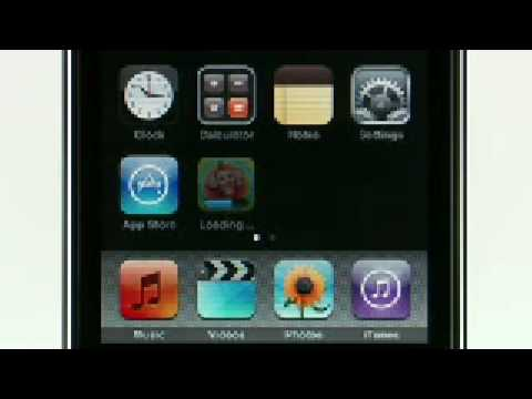 Apple New iPod Touch 2nd Generation Guided Tour and New Features  2008