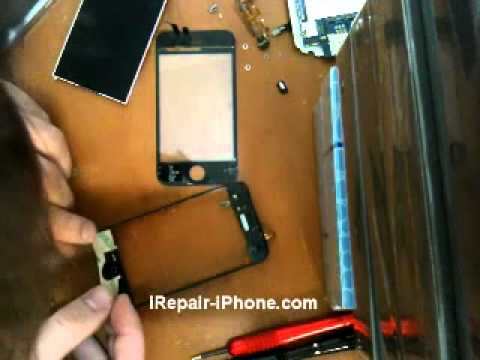 GLASS Repair iPhone 3G in less than 10 minuets