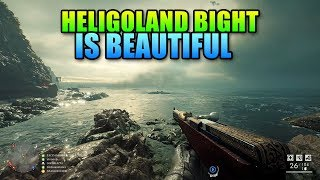 Heligoland Bight Is Beautiful - Final Turning Tides Maps Textured | Battlefield 1