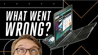 The weird history of phone laptops