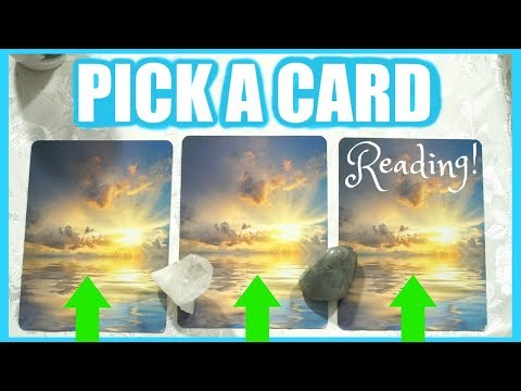 PICK A CARD & Find Out Why You've Been Feeling Down│What Does The Universe Want You To Know READING!