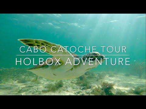 Cabo Catoche Holbox Island Tour