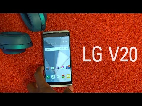 LG V20 - REAL Day in the Life!