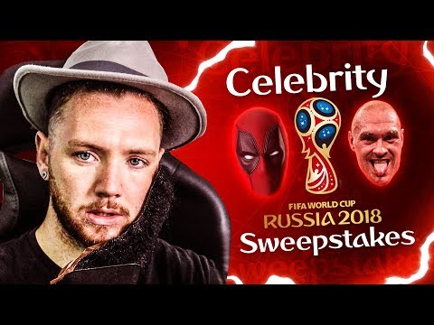 CELEBRITY WORLD CUP SWEEPSTAKES | Scheiffer Bates