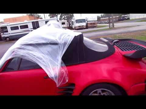 Excited Guy SPOTS  SLANT NOSE Porsche!