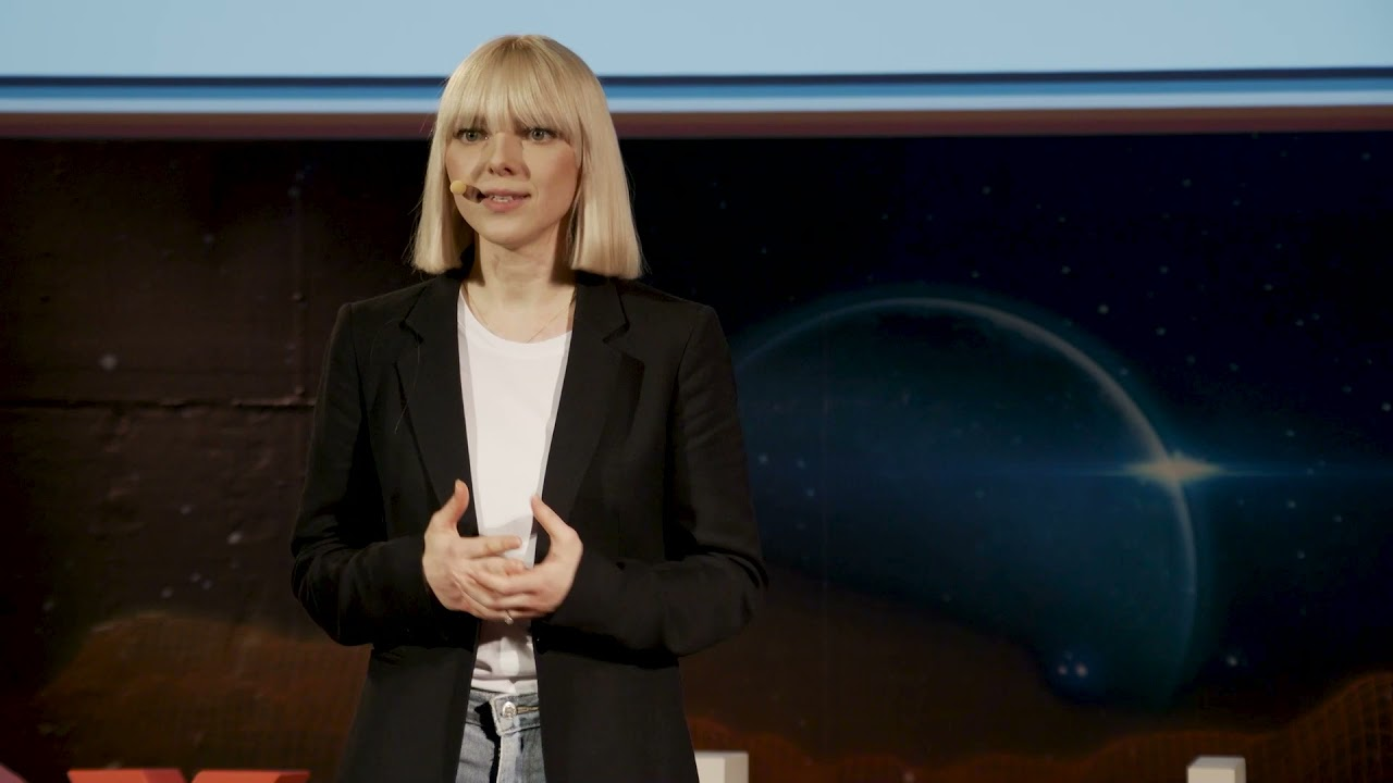 Come il minimalismo mi ha salvata | Irina Potinga (Spazio Grigio) | TEDxTorino