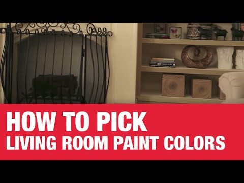 Hot To Pick A Paint Color For A LIving Room  - Ace Hardware