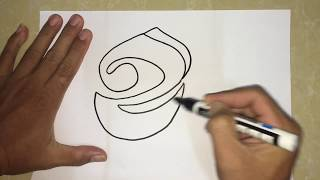 រៀនឆ្លាក់អក្សរខ្មែរយើងងាយៗ (ខ) / How To Write Khmer Letter!