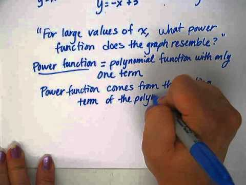 Polynomial Functions Part 4